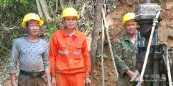 矿区钻探机组